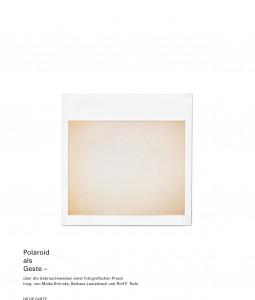 POLAROID Umschlag